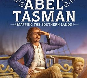 New Children's book on Tasman's journey